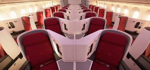 01 Hainan Airlines Business Class