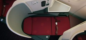 02 Hainan Airlines Business Class