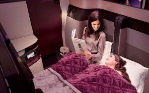 02 Qatar Airways Super Business Class