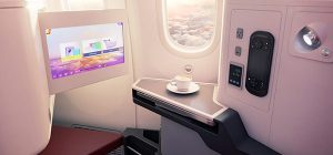 03 Hainan Airlines Business Class