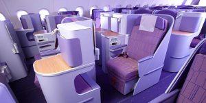 03 Thai Airways Royal Silk Class