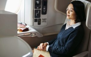 05 Cathay Pacific Airways Dragon First Class