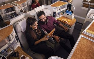 05 Emirates Business Class