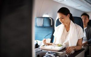 06 Cathay Pacific Airways Premium Economy Class