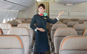 06 EVA Air Elite and Evergreen Deluxe Class