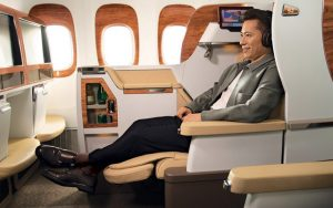 06 Emirates Business Class