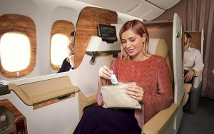 07 Emirates Business Class