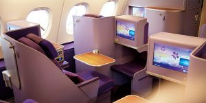 07 Thai Airways Royal Silk Class
