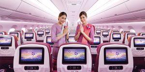 08 Thai Airways Economy Class Crew
