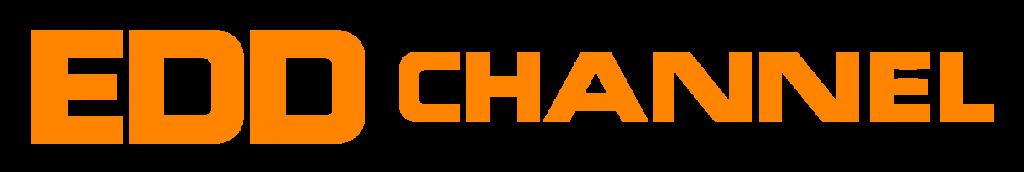 EDD Channel Logo - youtube - channel video lucu